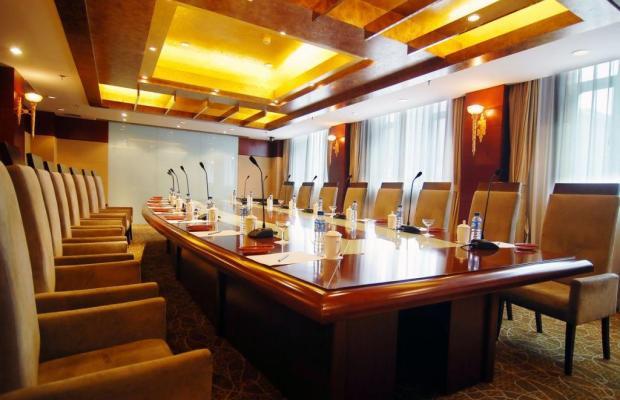 фотографии отеля Shanghai Jinrong International изображение №19