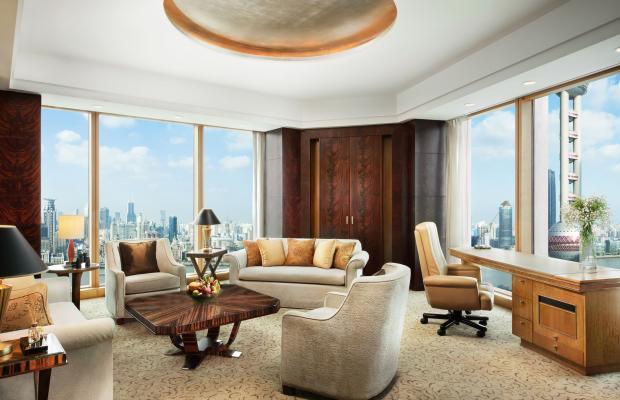 фотографии Shangri-La Pudong  изображение №12