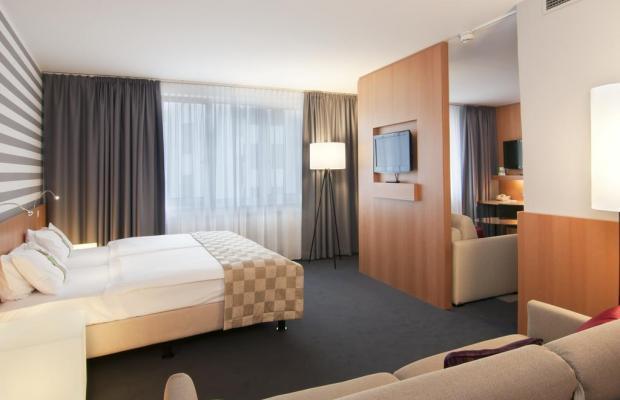 фотографии отеля Holiday Inn Vienna City изображение №35
