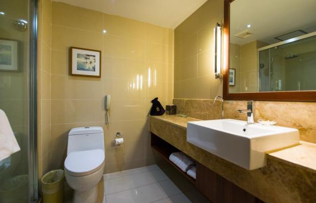 фотографии отеля Yitel Shanghai Zhangjiang (ex. Home Inn Zhang Jiang He Mei) изображение №11