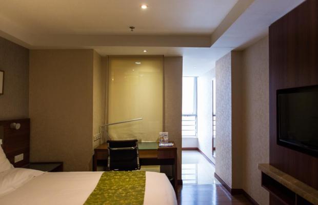 фото Yitel Shanghai Zhangjiang (ex. Home Inn Zhang Jiang He Mei) изображение №6