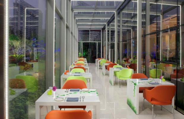 фотографии Grand Mercure Shanghai Century Park (ex. Radisson Hotel Pudong Century Park) изображение №24