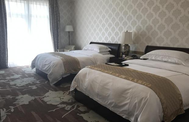 фото отеля Hong Qiao State Guest изображение №13