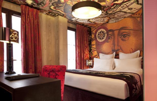 фотографии отеля Le Bellechasse Saint-Germain (ех. Libertel Bellechasse Paris Grande Tradition) изображение №15