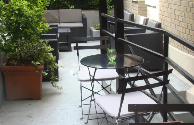 фотографии отеля Montparnasse Alesia изображение №11