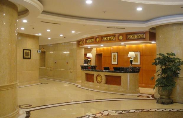 фото Marvelot Hotel Shenyang (ex. Shenyang Marriott Hotel) изображение №22