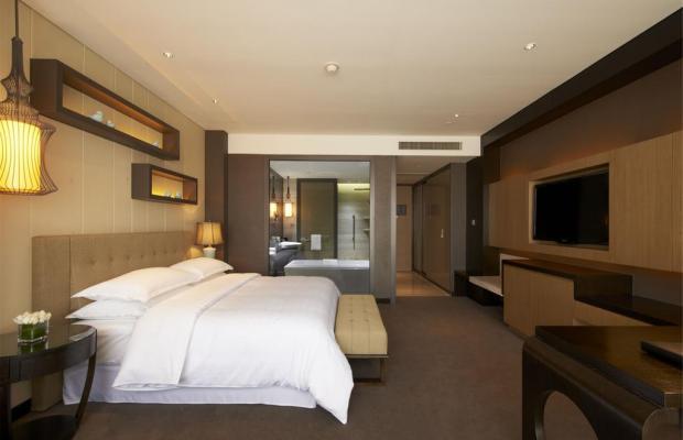 фотографии Sheraton Shanghai Waigaoqiao Hotel изображение №28