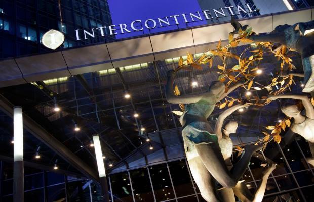 фотографии отеля InterContinental Shanghai Puxi изображение №19