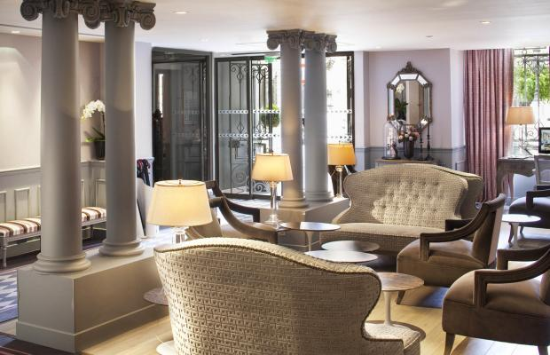фото отеля La Maison Favart изображение №17