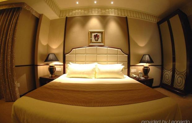 фото отеля Sports Hotel Shanghai изображение №21