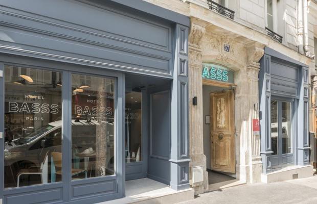 фото отеля Hotel Basss by Happyculture (ex. My Hotel In France Montmartre) изображение №1