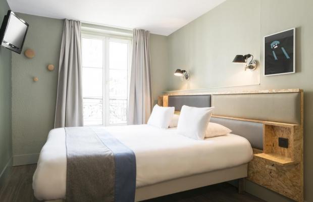 фотографии отеля Hotel Basss by Happyculture (ex. My Hotel In France Montmartre) изображение №11