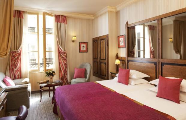 фотографии Au Manoir Saint Germain des Pres изображение №24