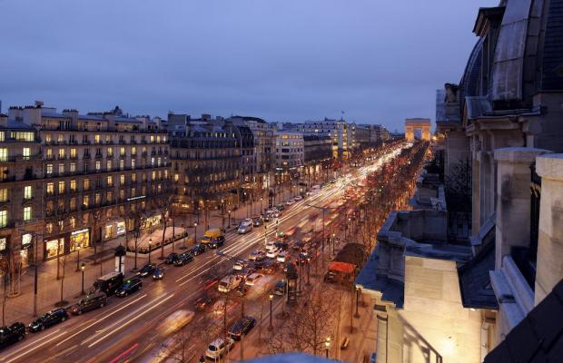 фото отеля Marriott Hotel Champs-Elysees изображение №41