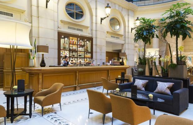 фотографии отеля Marriott Hotel Champs-Elysees изображение №39
