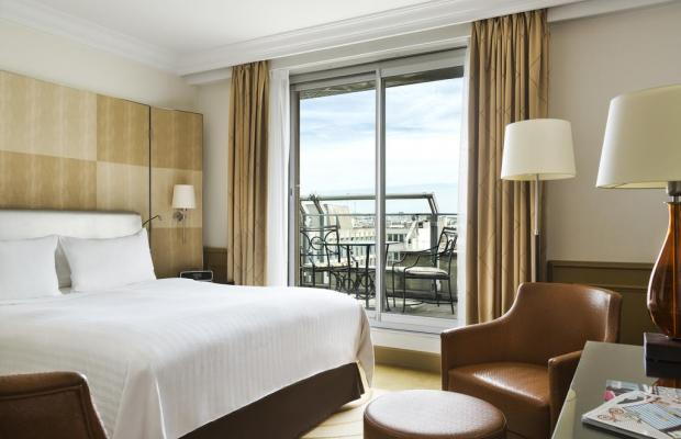 фотографии Marriott Hotel Champs-Elysees изображение №16