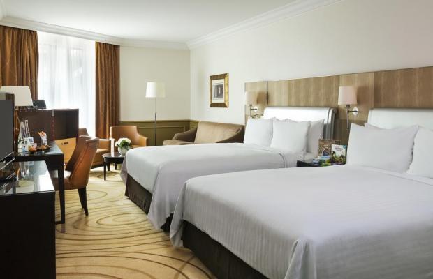 фотографии Marriott Hotel Champs-Elysees изображение №8