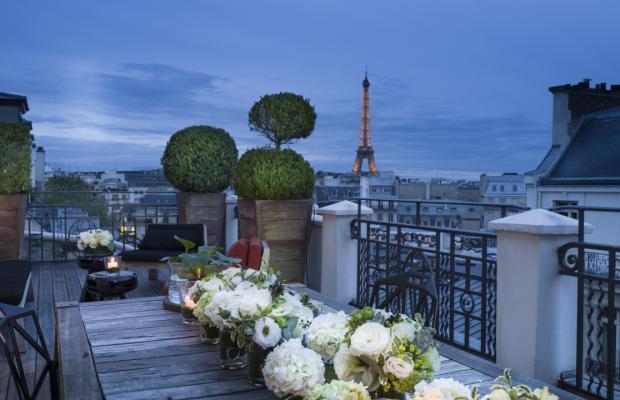 фото отеля Hotel Marignan Champs-Elysees изображение №5