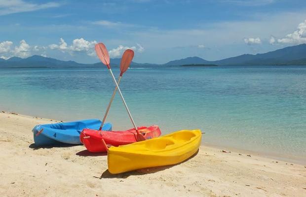 фото Dos Palmas Arreceffi Island Resort изображение №14