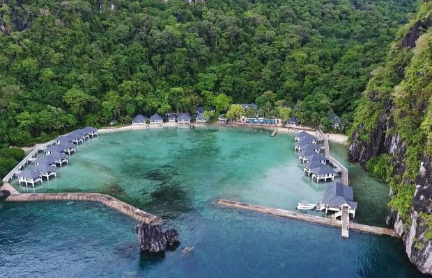 фото отеля El Nido Resorts Lagen Island изображение №1