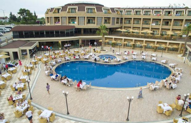 фотографии отеля Botanik Resort Hotel изображение №27