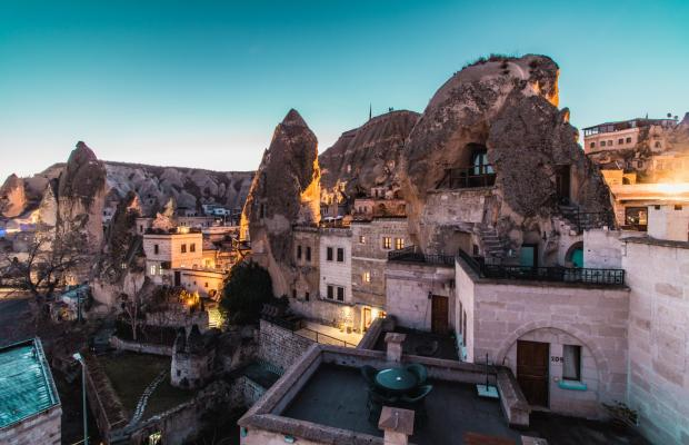 фото отеля Cappadocia Cave Suites изображение №1