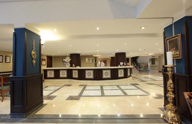 фотографии отеля Cactus Club Yali Hotels & Resort изображение №11