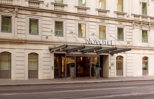 фото отеля Novotel Wien City изображение №1
