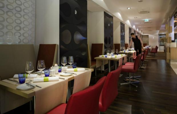 фото отеля Novotel Wien City изображение №25