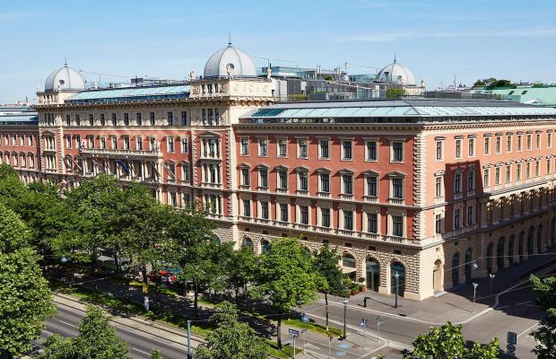 фото отеля Palais Hansen Kempinski изображение №1