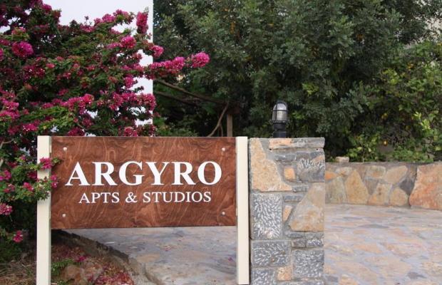фотографии отеля Argyro Apartments & Studios изображение №3