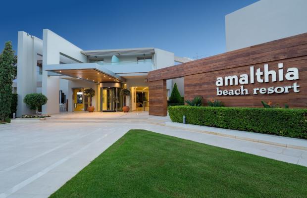 фото отеля Amalthia Beach Resort изображение №9