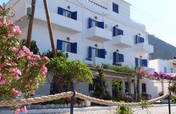 фотографии отеля Agia Roumeli Hotel изображение №3