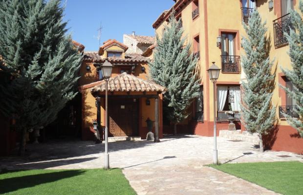 фотографии отеля Hotel Rincon de Navarrete изображение №3