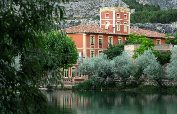 фото отеля Balneario Termas Pallares Gran Hotel Cascada изображение №1