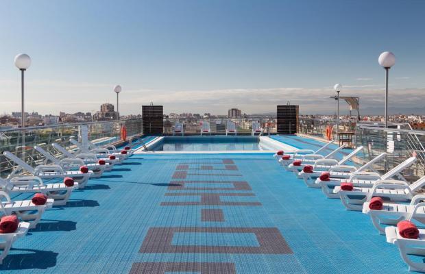 фотографии отеля Expo Hotel Valencia изображение №19
