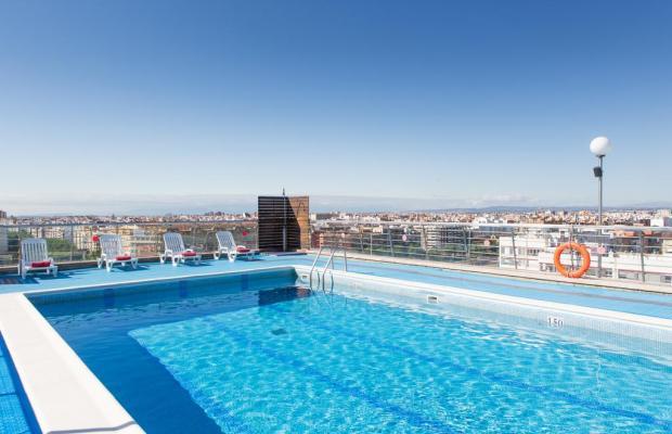 фото отеля Expo Hotel Valencia изображение №17