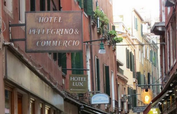 фото отеля Commercio & Pellegrino изображение №1