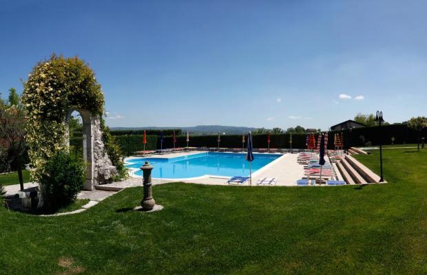 фотографии отеля Albergo Villa Rosa изображение №15