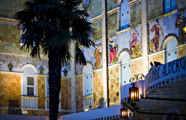 фотографии отеля Grande Albergo Ausonia & Hungaria Wellness & Spa изображение №19