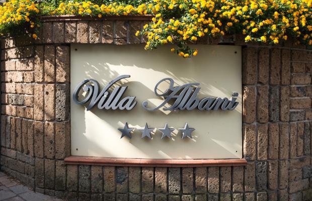фотографии отеля Villa Albani изображение №23