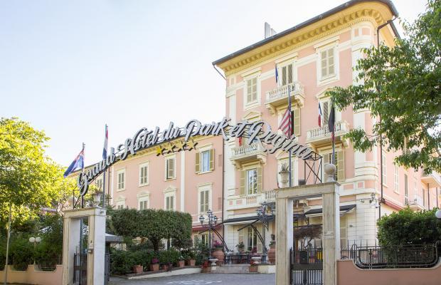 фото отеля Grand Hotel du Park et Regina изображение №1