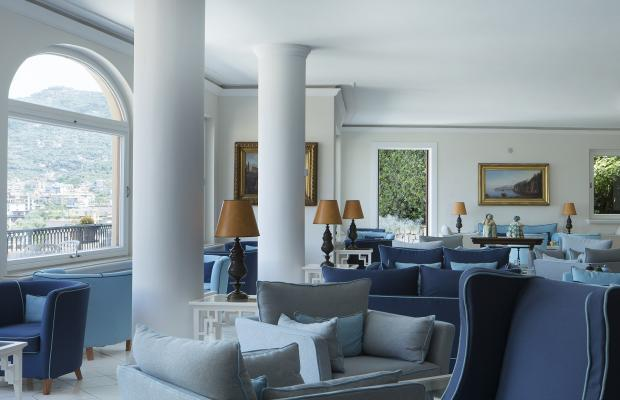 фотографии отеля Grand Hotel Capodimonte изображение №35