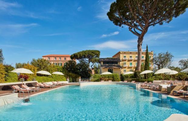 фотографии Grand Hotel Excelsior Vittoria изображение №12