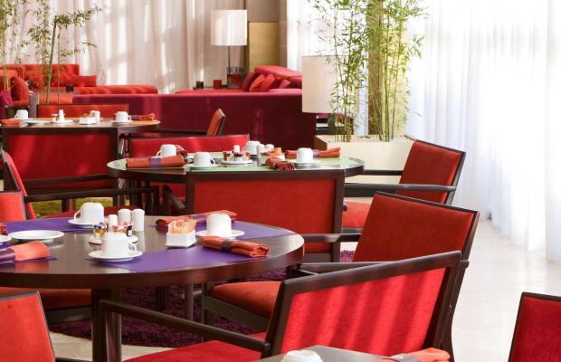 фотографии отеля Novotel Casablanca City Center изображение №11