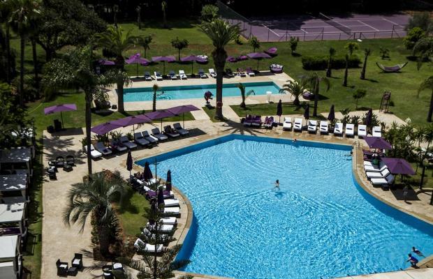 фотографии Sofitel Rabat Jardin Des Roses (ex. Rabat Hilton) изображение №20