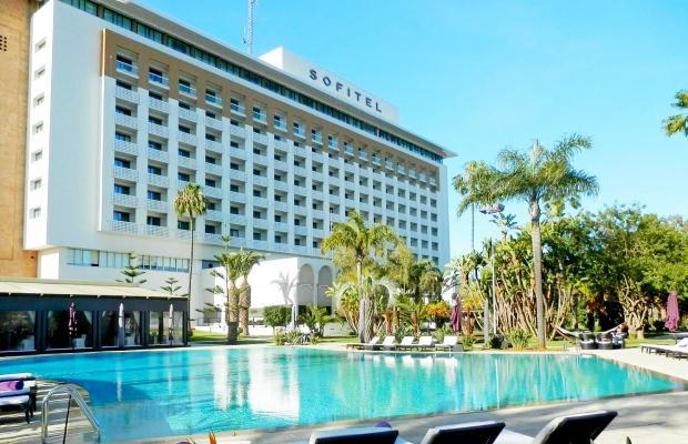 фото отеля Sofitel Rabat Jardin Des Roses (ex. Rabat Hilton) изображение №1