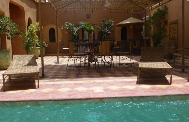 фотографии отеля Kasbah La Cigogne изображение №27