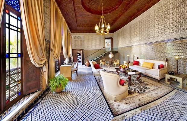фотографии отеля Riad Fes изображение №3