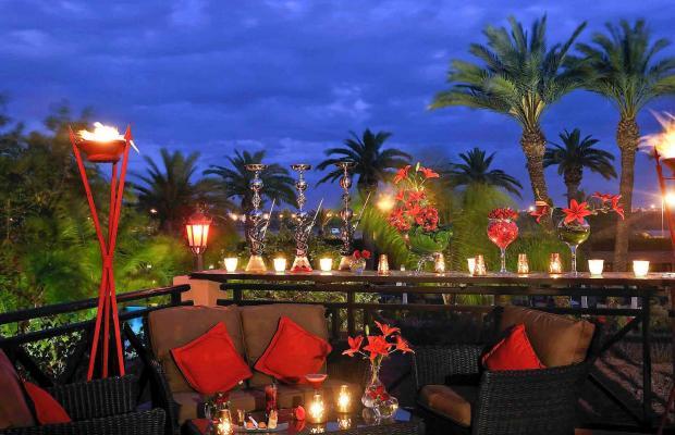 фотографии Sofitel Marrakech Lounge & Spa изображение №48